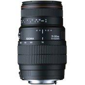 SIGMA objektiv 70-300 F/4,0-5,6 APO DG Makro za Nikon