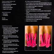 Select kineziološka traka leđa