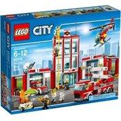LEGO SET CITY - FIRE STATION (60110)