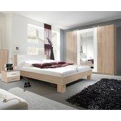 HELVETIA spavaća soba ANNA (bijela-hrast)