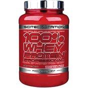 SCITEC NUTRITION 100 % profesionalni protein sirotke - Jagoda/bela čokolada, 920g