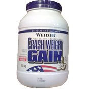 WEIDER dodatek za pridobivanje mišične mase Crash Weight Gain, 1500g (več okusov)