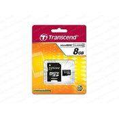 TRANSCEND SDHC memorijska kartica TS8GUSDHC4