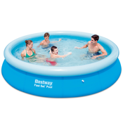 BESTWAY kružni plivaći bazen na napuhavanje 366 x 76 cm