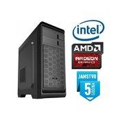 Računalo INSTAR Play A4 7300 GT, AMD A4 3.8GHz, 8GB, 1TB HDD, AMD R7 Radeon 240 2GB, DVD-RW, 5 god jamstvo - AKCIJA