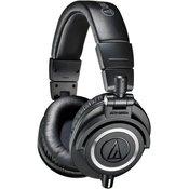 AUDIO-TECHNICA profesionalne studio slušalice ATH-M50x, crne