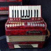 BARCAROLE Studiosus klavirska harmonika