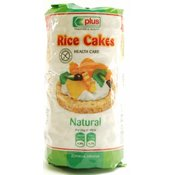 Galete rice cakes natural 100gr