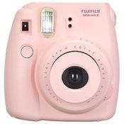 FujiFilm analogni fotoaparat Instax Mini 8, rozi