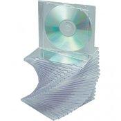 CD/DVD Slim-Box, komplet od 25 komada