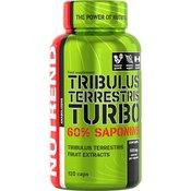 NUTREND Tribulus Terrestris Turbo, 120 kapsul
