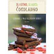knjiga Slastno, sladko, čokoladno-Sladkanje z malo ogljikovimi hidrati