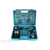 MAKITA akumulatorski vibracijski vrtalnik/vijačnik HP331DWAX1