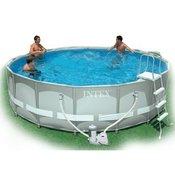 INTEX zunanji bazen Ultra Metal Frame 427x107 cm s filtrom na vložek