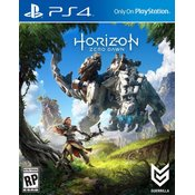SONY COMPUTER ENTERTAINMENT igra Horizon: Zero Dawn (PS4)