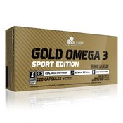 OLIMP GOLD OMEGA 3 SPORT EDITION, 120 KAPSUL