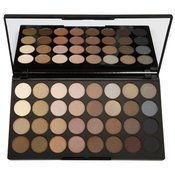 Makeup Revolution Beyond Flawless paleta senčil za oči (32 Ultra Professional Eyeshadows) 16 g