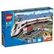 LEGO CITY Brzi putnički vlak 60051