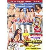 DVD: Prijatelj in družina + Domača dekleta najbolje seksajo