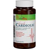 VITAKING vitamini Cardiolic Formula, 60 gel kapsul
