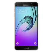SAMSUNG mobilni telefon GALAXY A7 (2016) DUAL SIM roze