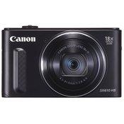 CANON fotoaparat SX610 HS, crn