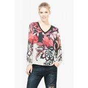 Desigual ženska bluza L večbarvna