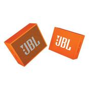 JBL bluetooth zvočnik Go, oranžen