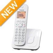 PANASONIC bežični telefon KX-TGC210FXB BIJELI