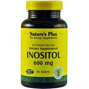NATURES PLUS INOSITOL 600 MG SR - 90 TABLET