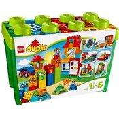 LEGO luksuzna škatla zabave DUPLO