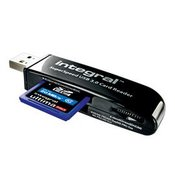 INTEGRAL čitalec kartic USB 3.0 SUPERSPEED