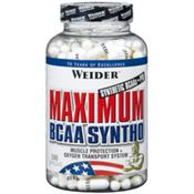 WEIDER aminokisline MAXIMUM BCAA SYNTHO (240 KAPSUL)