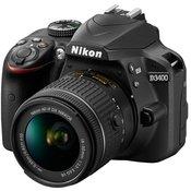NIKON D3400 + AF-P 18-55 VR kit