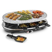 KLARSTEIN raclette roštilj Steaklette, 1500 W, 8 osoba