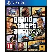 ROCKSTAR GAMES igra GTA 5 (PS4)