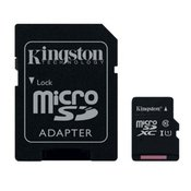 Micro SD card Kingston 16 GB SDHC Class10 SDC10G2/16GB R/W 45MB/s read, 10MB/s write