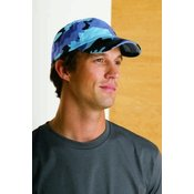 an139 ANVIL CAMOUFLAGE LOW-PROFILE BRUSHED TWILL CAP