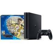 SONY igralna konzola PlayStation®4 Slim 500GB + igra FIFA 17