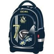 ruksak školski anatomski lagan Goal Target 17229 plavi!!