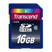 TRANSCEND memorijska kartica TS16GSDHC10
