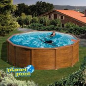 PLANET POOL bazen Dream Pool KIT 460W, 460 x 120 cm, barvan, art. 4215