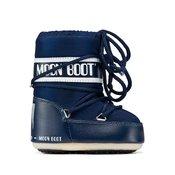 MOON BOOT čizme MOON BOOT MINI NYLON BLUE