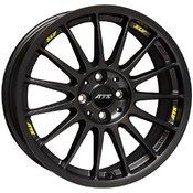 ATS platišča 5x100  ET38  7.0x17  ATS STREETRALLYE črna 63.3 ( Lexus. Subaru. Toyota. MG Rover. Audi. Chrysler. Seat. Škoda. VW )
