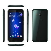 HTC U11 Dual SIM pametni telefon, Brilliant  Black (Android)