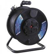 EMOS produžni kabel na kolutu 50 m, gumiran (P08250)