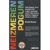 Knjiga Brene Brown: Neizmeren pogum