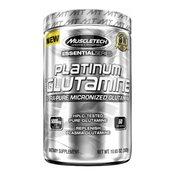 MUSCLETECH glutamin PLATINUM 100% GLUTAMINE, 300g
