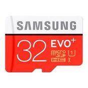 Samsung 32GB SDHC micro EVO Plus + SD Adapter
