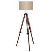 EGLO podna svjetiljka Lantada 150cm, sivosmeda, 94326